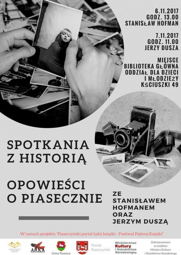 Lokalni regionaliści i historycy o Piasecznie