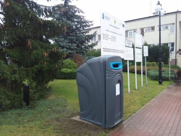 Odpady elektroniczne w gminie Lesznowola
