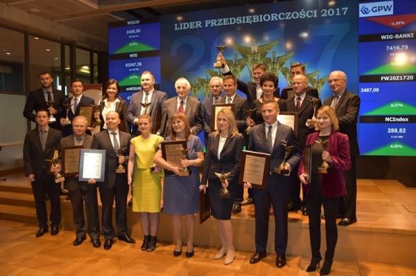 Gmina Tarczyn doceniona przez przedsiębiorców