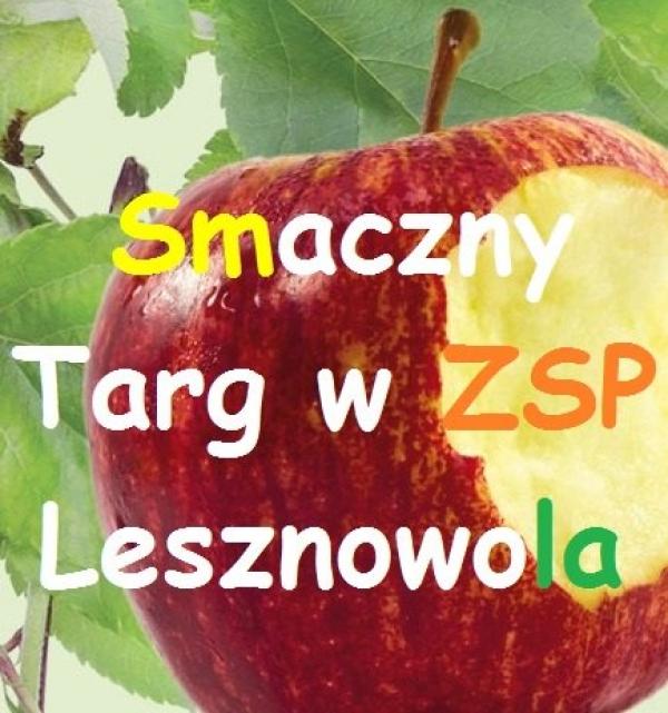 Smaczny Targ w Lesznowoli
