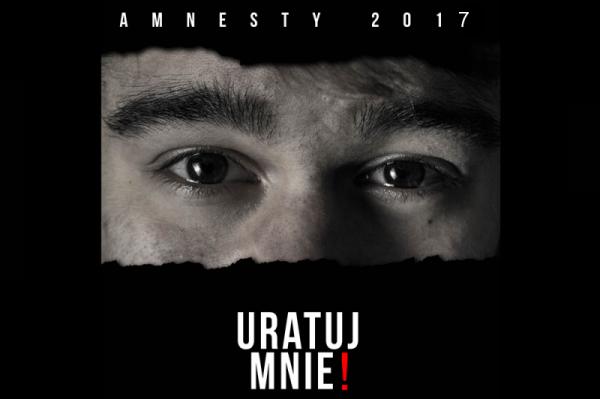 Maraton Pisania Listów z Amnesty International