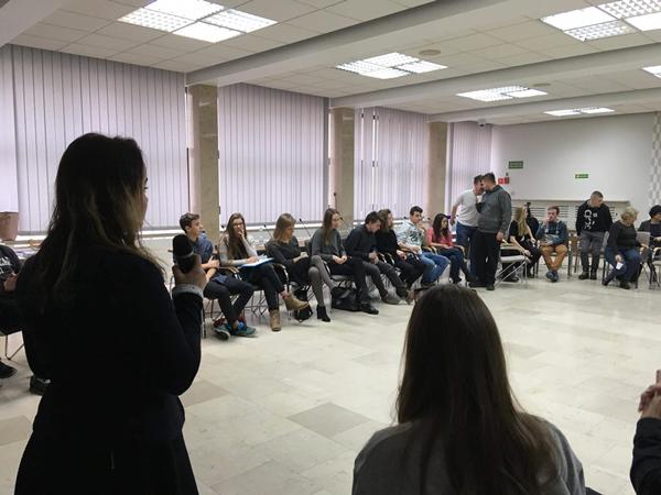 Młodzieżowa Rada Gminy Piaseczno - spotkanie z Samorządami Uczniowskimi
