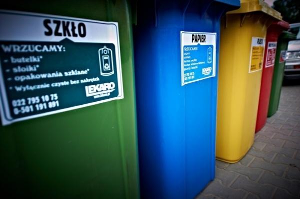Sprawdź, jak będą odbierane odpady w 2018 roku