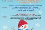 Zima w mieście 2018 - ruszyły zapisy