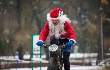 Mikołajkowy Konstancin - finisz roku z Poland Bike