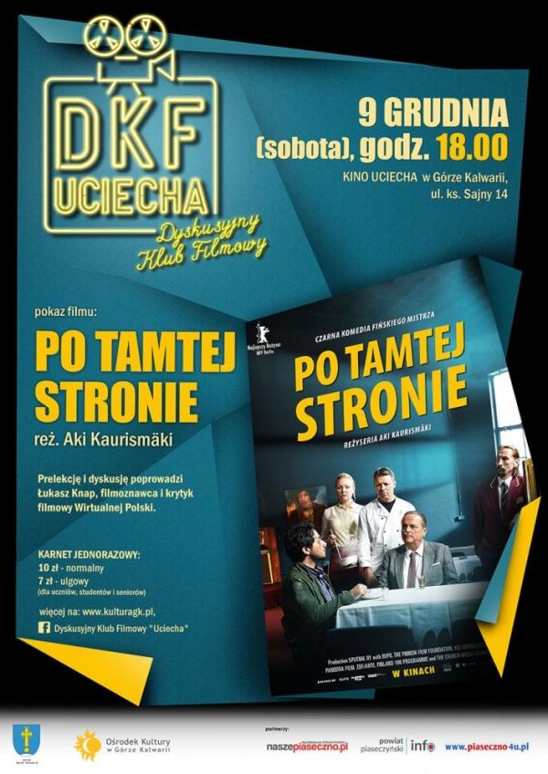9.12 DKF Uciecha: Po tamtej stronie
