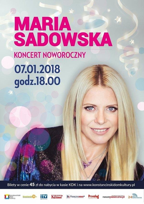 Koncert Noworoczny Marii Sadowskiej