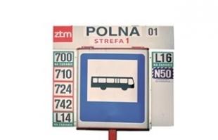 I strefa biletowa w Konstancinie-Jeziornie