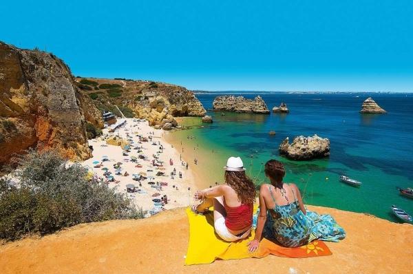 Portugalskie Algarve - niesamowite krajobrazy