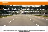 Oficjalna strona internetowa dot. budowy drogi ekspresowej S7