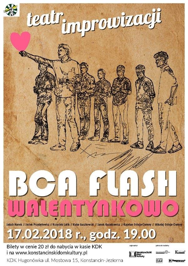 BCA Flash Walentynkowo