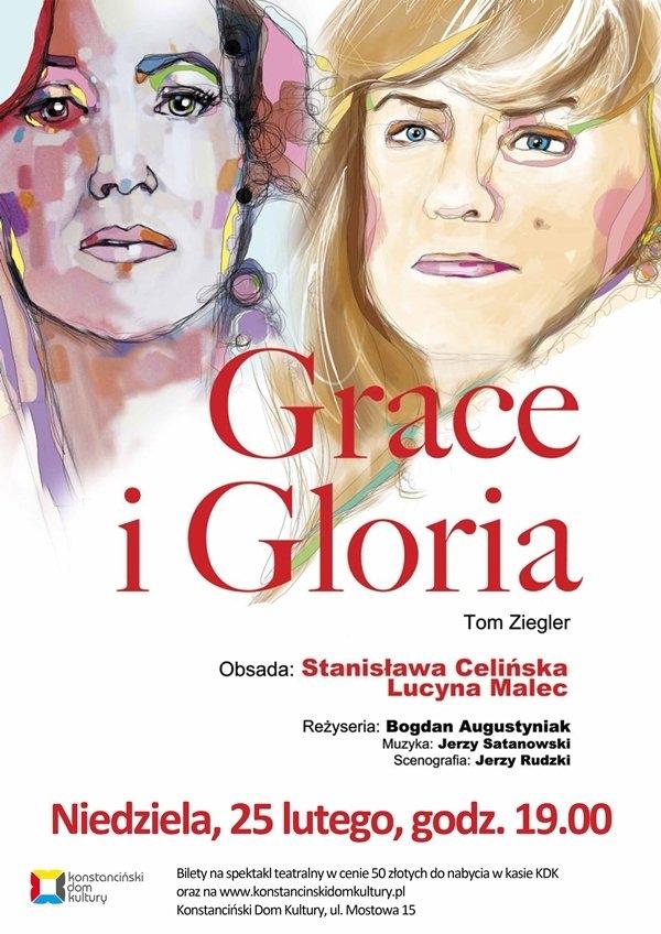 Grace i Gloria w Hugonówce
