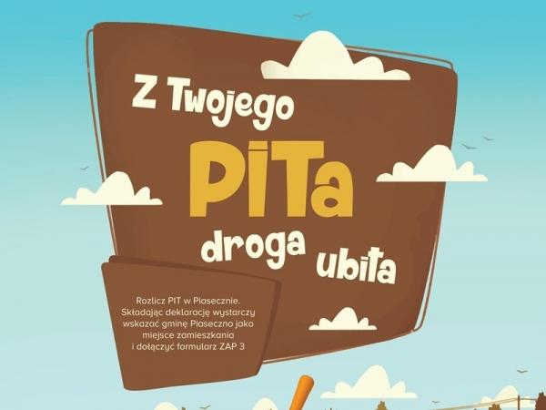 Piaseczno - z Twojego PIT-a droga ubita