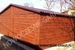 Garaże imitacja drewna, blaszaki, schowki, domki ogrodowe, hale, wiaty!