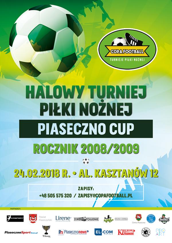 Pierwszy turniej dla dzieci Piaseczno Cup