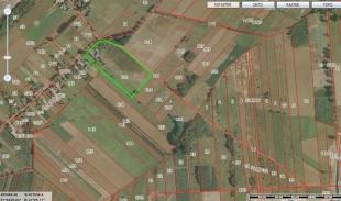 Tanie działki budowlan 1000 m2 gm Chynów