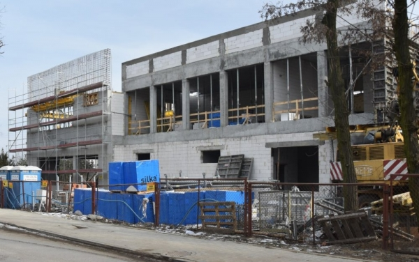 Rozbudowa i modernizacja SP w Tarczynie - kolejny etap