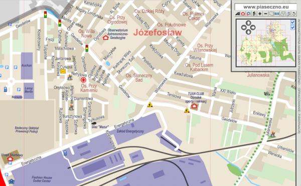 Rozpoczyna się przebudowa skrzyżowania Geodetów – Wilanowska – Energetyczna