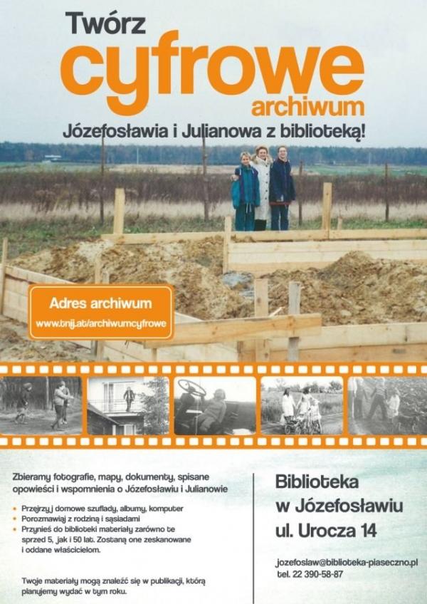 Cyfrowe archiwum Józefosławia i Julianowa
