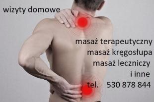 Masaż Leczniczy (Wizyty Domowe) Piaseczno,Józefosław