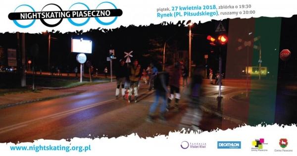 Nightskating Piaseczno 2018
