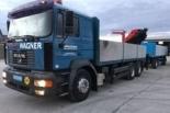 Transport ciężarowy, HDS