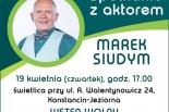 Spotkanie z Markiem Siudymem