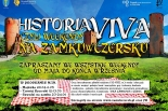 HISTORIA VIVA na Zamku w Czersku – maj-wrzesień 2018