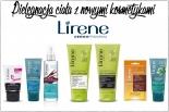 Pielęgnacja ciała z nowymi kosmetykami Lirene
