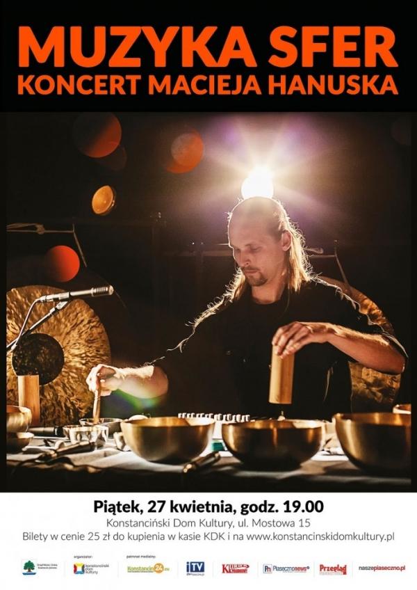 Muzyka sfer w Hugonówce