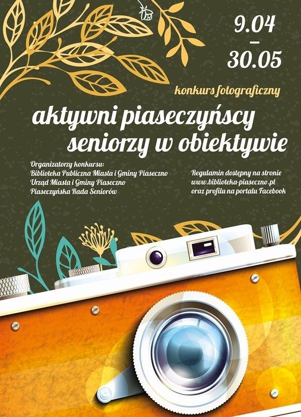 Konkurs fotograficzny dla seniorów