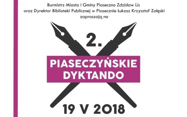 Drugie Piaseczyńskie Dyktando