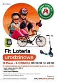 Wygraj rower w urodzinowej loterii Centrum Handlowego Auchan Piaseczno