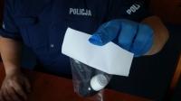 36- latek podejrzewany o wprowadzanie do obrotu metadonu