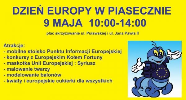 Dzień Europy w Piasecznie