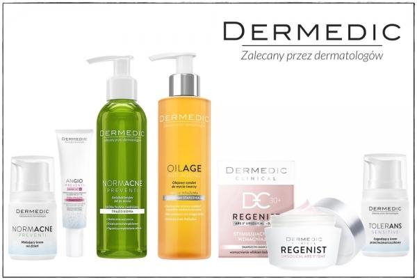 Dermedic - oczyszczanie i pielęgnacja skóry twarzy