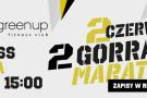2 gorące maratony w GreenUP Fitness Club