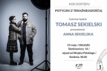 Spotkanie z Tomaszem Sekielskim