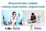Wakacje Roboteco i Madlabs