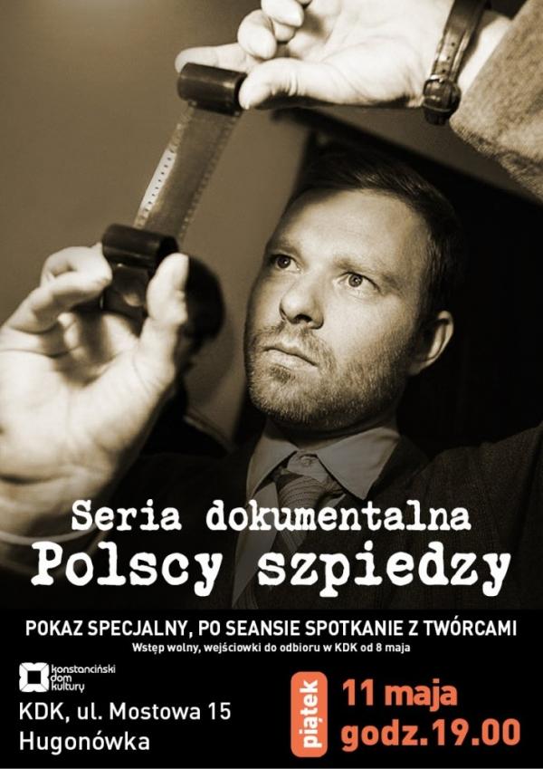 Polscy szpiedzy w Hugonówce