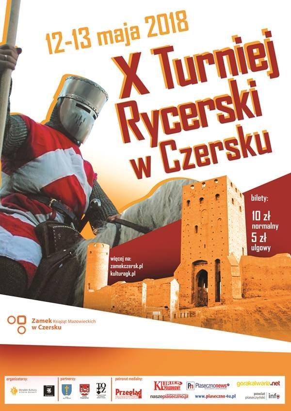 X Turniej Rycerski w Czersku