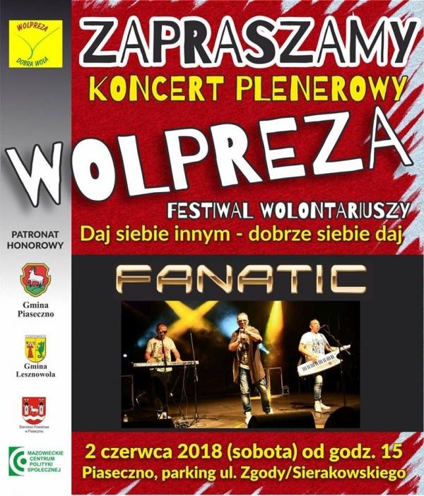 Wolpreza w Piasecznie