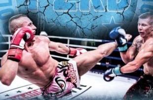 Nocna Gala Kickboxingu w Mysiadle
