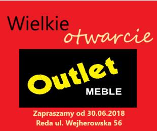 Wielkie otwarcie Outletu Meble!