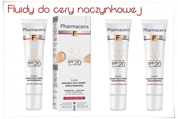 Pharmaceris F - Fluidy do cery naczynkowej