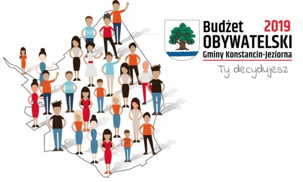 Gmina Konstancin - wyniki losowania kolejności projektów na karcie do głosowania