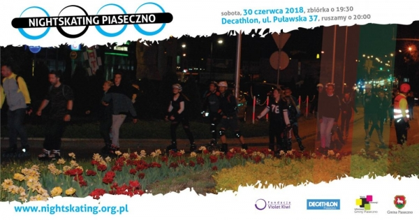Nightskating Piaseczno #3/2018