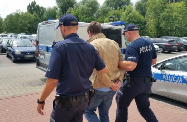 Areszt za kradzież sprzętu oświetleniowego za ponad 300 tysięcy złotych