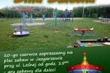 Piknik Rodzinny z okazji Dnia Dziecka w Jazgarzewie