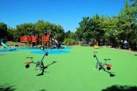 Odnowiony plac zabaw przy ul. Kusocińskiego